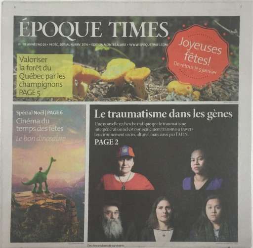 Media Scan for Epoque Times