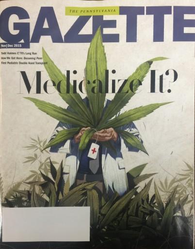 Media Scan for The Pennsylvania Gazette