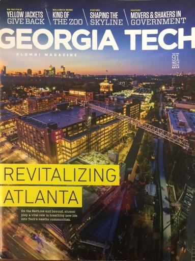 Media Scan for Georgia Tech Alumni Magazine