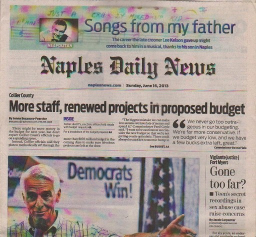 Media Scan for Naples Daily News