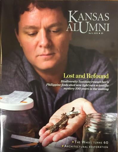 Media Scan for Kansas Alumni Magazine