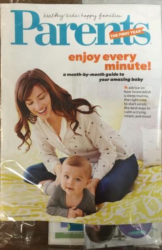 Media Scan for Parents -New Baby Hospital Sampler Pack