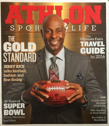 Media Scan for Athlon Sports