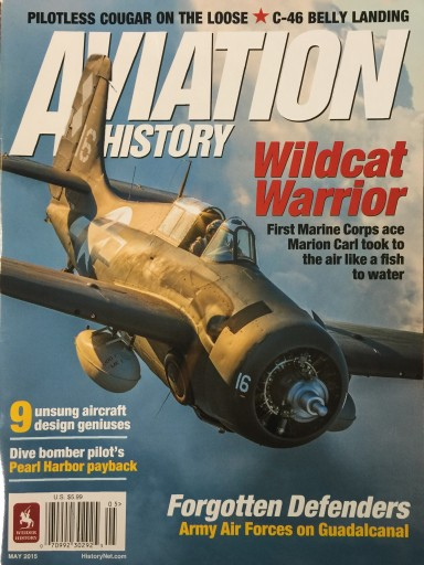 Media Scan for Aviation History
