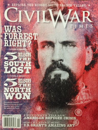 Media Scan for Civil War Times