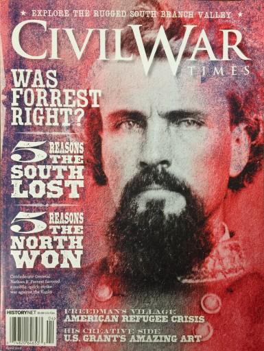 Media Scan for Civil War Times