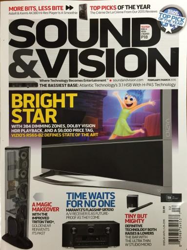 Media Scan for Sound & Vision