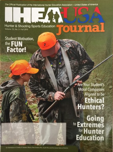 Media Scan for IHEA Hunter & Shooting Sports Education Journal