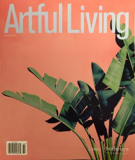 Media Scan for Artful Living
