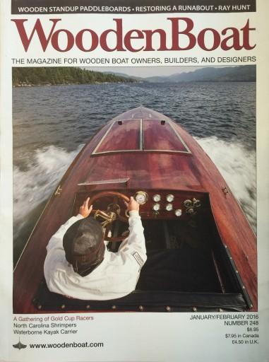 Media Scan for WoodenBoat