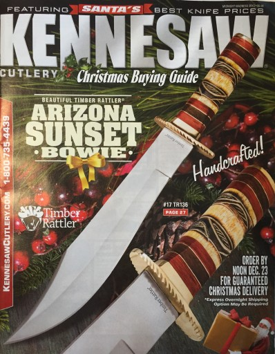 Media Scan for Kennesaw Cutlery