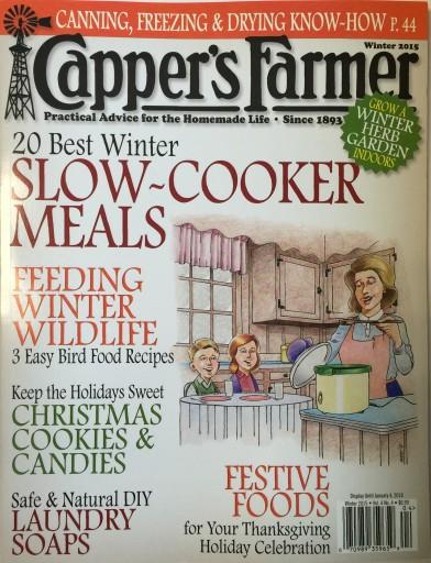 Media Scan for Capper's Farmer