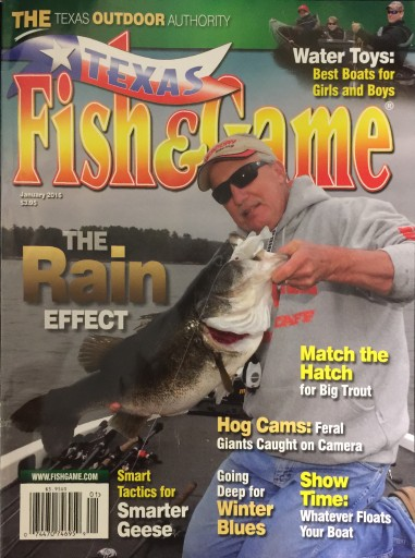 Media Scan for Texas Fish & Game