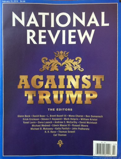 Media Scan for National Review