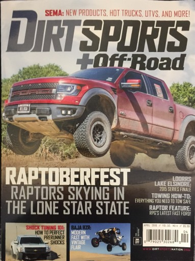 Media Scan for Dirt Sports + Off-Road