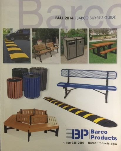 Media Scan for Barco Catalog Blow-In