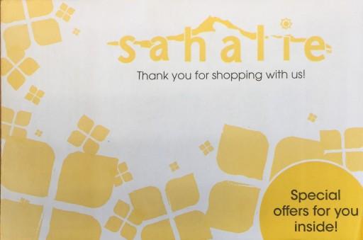 Media Scan for Sahalie Package Insert Program