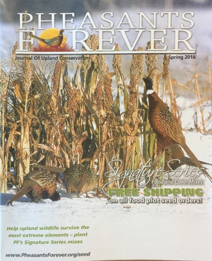 Media Scan for Pheasants Forever
