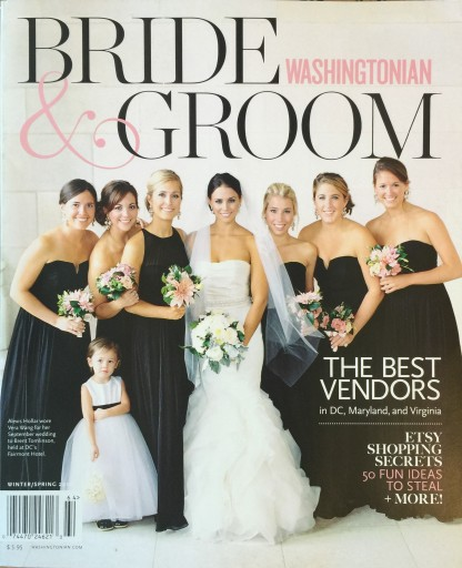 Media Scan for Washingtonian Bride & Groom