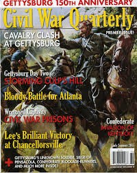 Media Scan for Civil War Quarterly