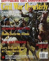 Media Scan for Civil War Quarterly