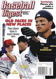 Media Scan for Baseball Digest