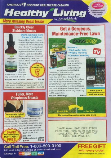 Media Scan for Healthy Living PIP