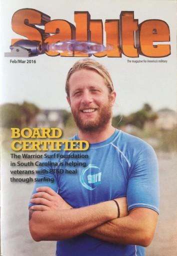 Media Scan for Salute Magazine