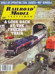 Media Scan for Railroad Model Craftsman
