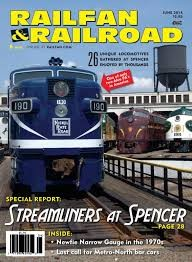 Media Scan for Railfan & Railroad