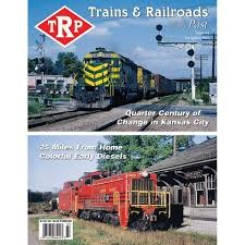 Media Scan for Trains & Railroads of the Past