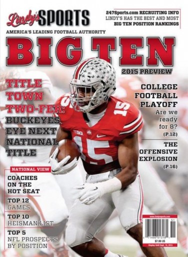 Media Scan for Lindy's Sports Big Ten