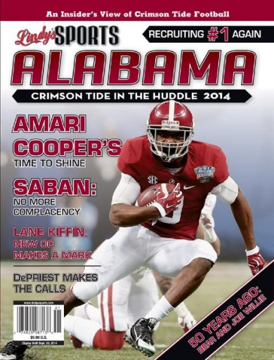 Media Scan for Lindy's Sports Alabama In The Huddle