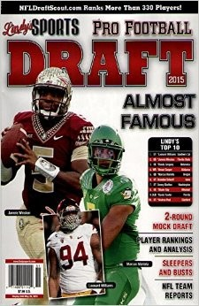 Media Scan for Lindy's Pro Football Draft