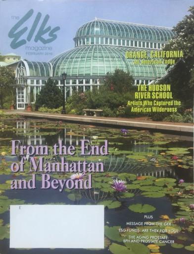 Media Scan for Elks Magazine