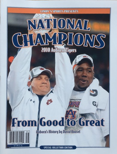 Media Scan for Lindy's Sports College Football National Champions