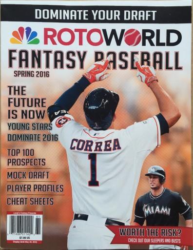 Media Scan for ROTOWorld Fantasy Baseball