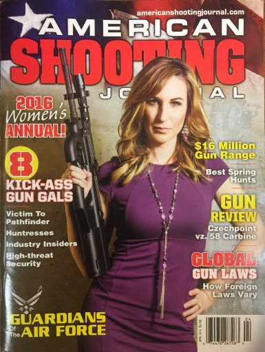 Media Scan for American Shooting Journal