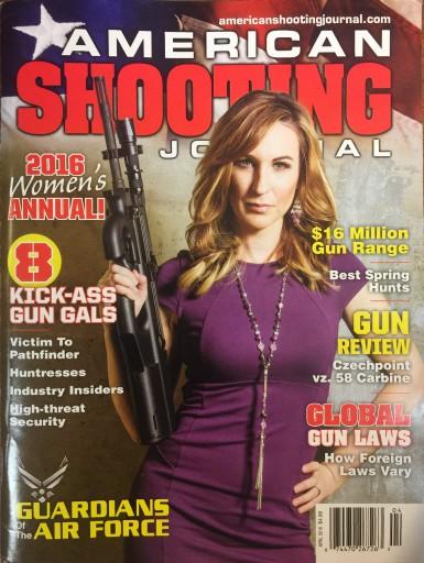 Media Scan for American Shooting Journal