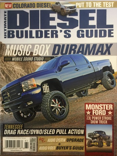 Media Scan for Ultimate Diesel Builder's Guide
