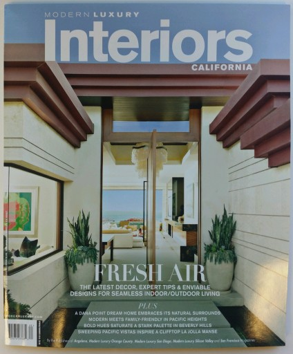 Media Scan for Interiors California