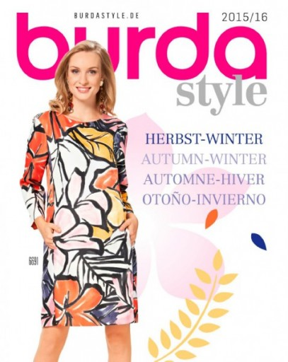 Media Scan for Burda Style