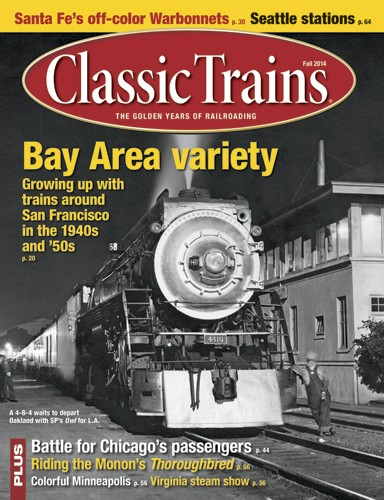 Media Scan for Classic Trains