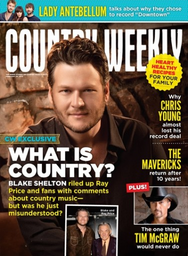 Media Scan for Country Weekly