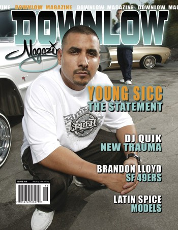 Media Scan for Downlow Magazine