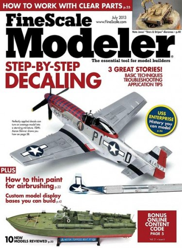 Media Scan for FineScale Modeler