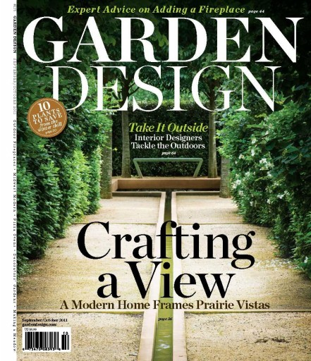 Media Scan for Garden Design