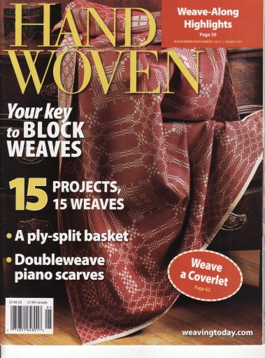Media Scan for Handwoven