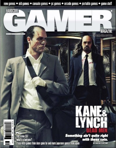 Media Scan for Hardcore Gamer