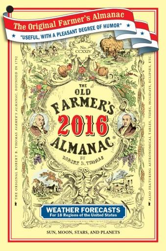 Media Scan for Harris' Farmer's Almanac